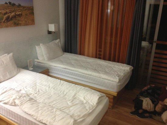 Hotel Gilgal: Chambre