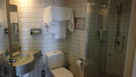 Hotel Gilgal : Salle de bain