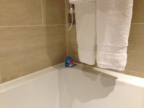 Apex London Wall Hotel: Quack