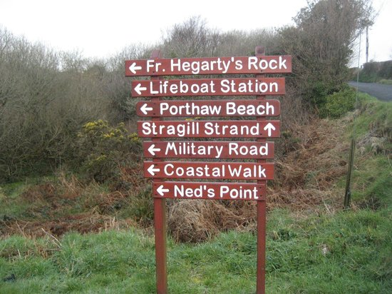 Father Hegarty Rock