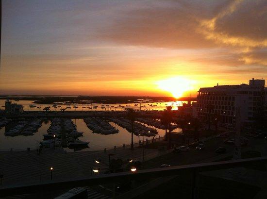 Hotel Faro: Faro Sunset
