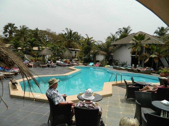 Bakotu Hotel: The pool