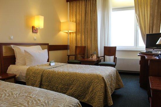 BEST WESTERN PLUS Vega Hotel & Convention Center: номер