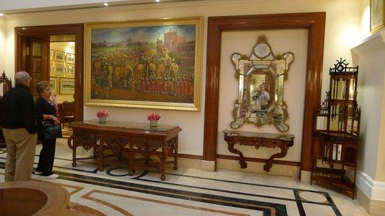The Imperial Hotel : Historische Innenausstattung