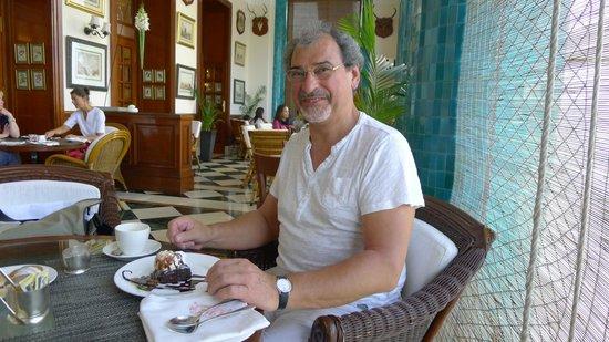 The Imperial Hotel: Frühstücksrestaurant