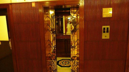 The Imperial Hotel: Historische Innenausstattung