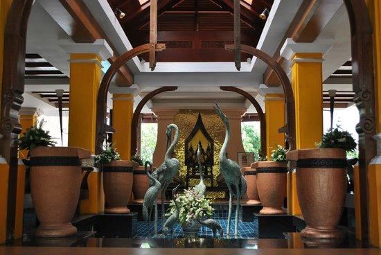 Andaman Cannacia Resort: accueil
