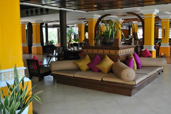 Andaman Cannacia Resort : accueil