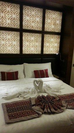 Amari Doha Qatar : Amazing relaxing bed