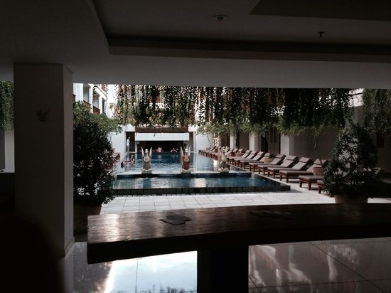 The Magani Hotel and Spa: Pool