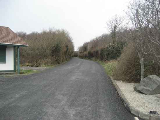 Father Hegarty Rock: Road back