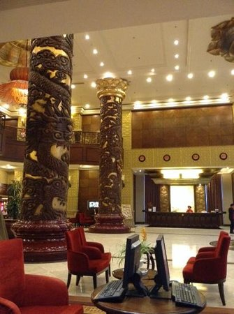 Imperial Hotel : hall