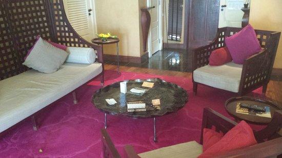 Club Med La Plantation d'Albion : Suite - Salon