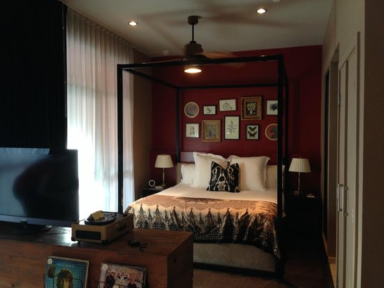 The Redbury Hollywood: Chambre