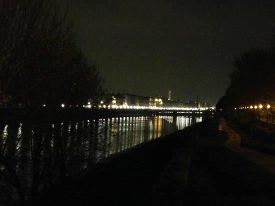 UNA Hotel Vittoria : Lung'Arno