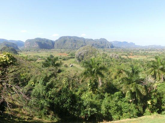 Valle de Vinales : vues