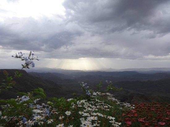 View from Ben Abeba