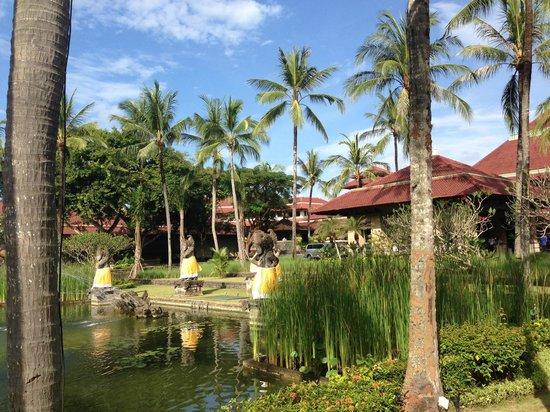 INTERCONTINENTAL Bali Resort : エントランス