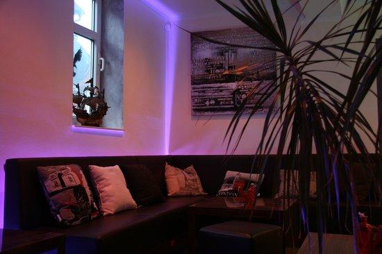 Hotel und Restaurant Schwarzer Adler: Lounge