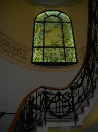 Hotel Grand Italia Residenza d'Epoca: Scala Storica