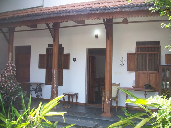 Motty's Homestay: Our bedroom