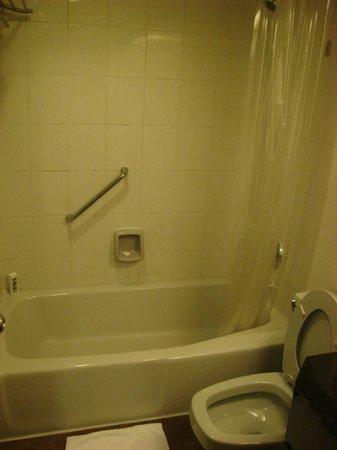 Best Western Plus Hotel Kowloon: Decent Size Bathroom & Tub