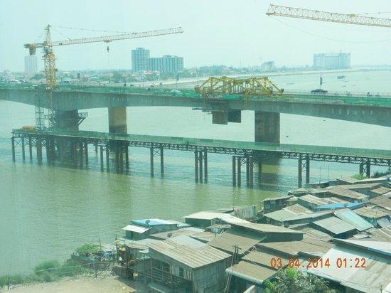 River Palace Hotel: Mekong River