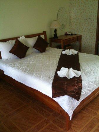 Sunrise Village Hotel: Chambre standard
