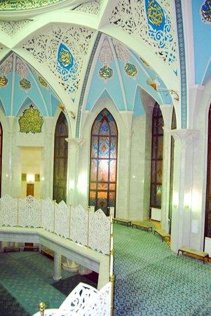 Kul Sharif Mosque: Мечеть Кул Шариф внутри