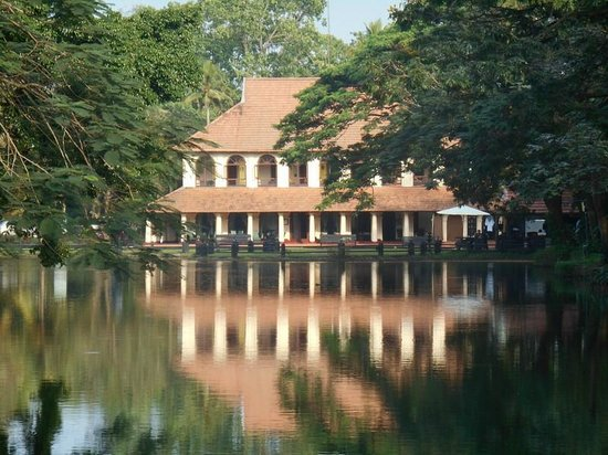 Vivanta by Taj - Kumarakom: The main hotel building