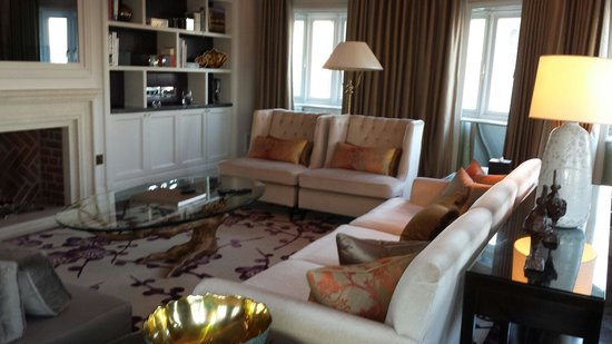 Corinthia Hotel London: Stunning Suite