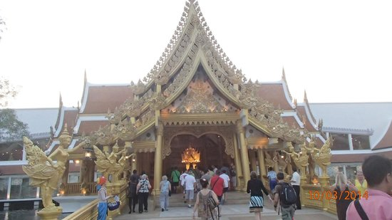 Phuket FantaSea : FantaSea theatre