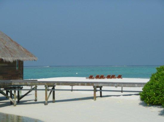 Conrad Maldives Rangali Island : nice beach