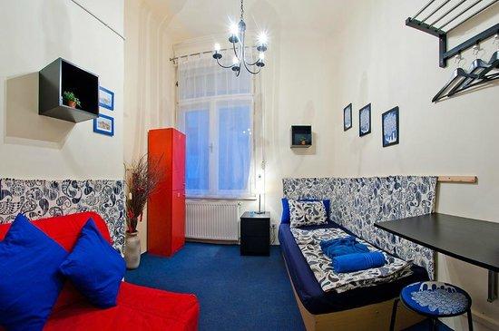 Animation City Hostel : Single room