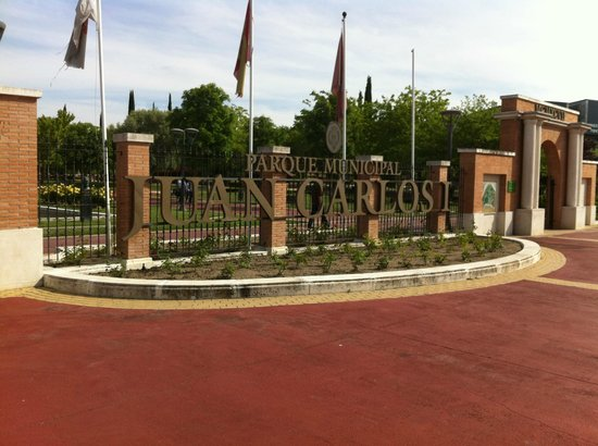 La arroceria de pinto parque juan carlos i fotograf a - Fotos de pinto madrid ...