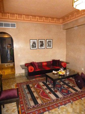 Al Fassia Aguedal : chambre