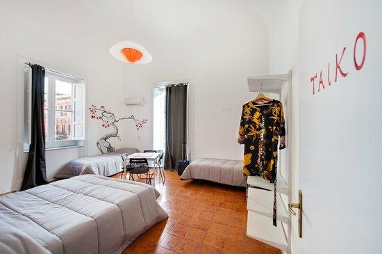 A Casa di Amici Hostel and Guest House: Taiko