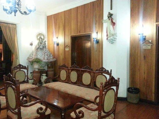 My Vigan Home Hotel: Sala