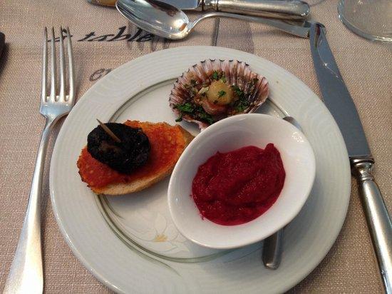 Hotel Restaurant du Trinquet : Hummm !