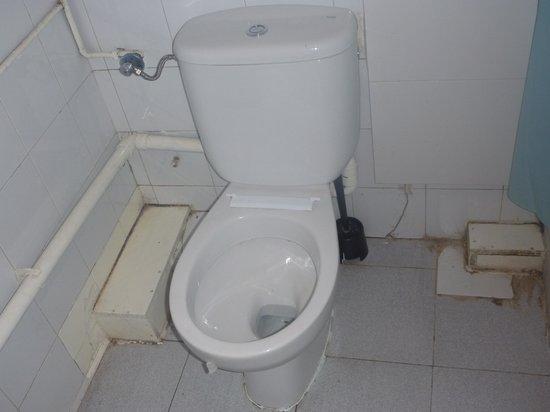 Lolo Urban House: Loo minus seat
