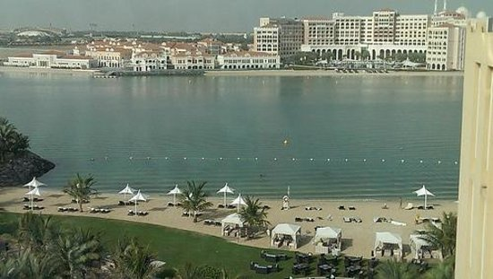 Traders Hotel, Qaryat Al Beri, Abu Dhabi: View from Room 703