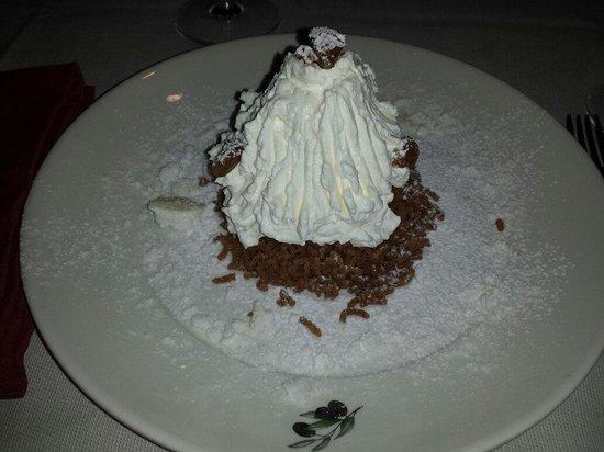 Osteria Oliva Nera : Dessert Monte Bianco