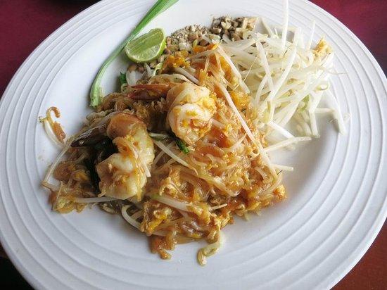 Pan Yaah Thai Restaurant: great pad thai