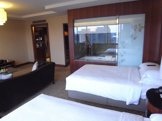 Sheraton Grand Taipei Hotel: Directors Roomの部屋