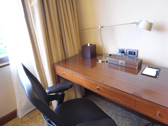 Sheraton Grande Taipei Hotel: Directors Roomの部屋