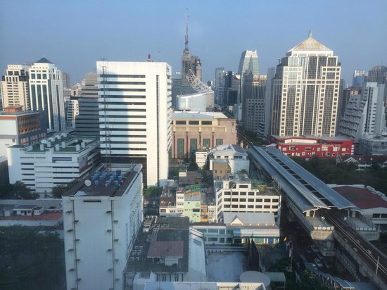 InterContinental Bangkok : BGK from InterCon