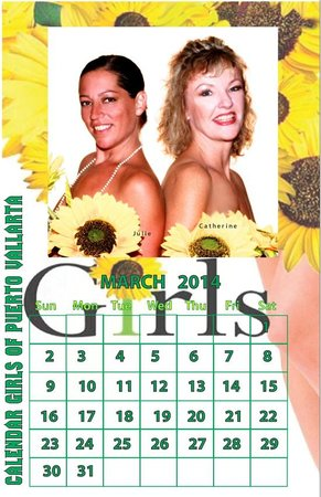 The Boutique Theatre : Calendar Girls