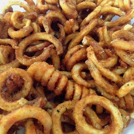 Uncle Al's Cafe: Curly Fries