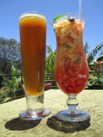 Restaurante Mango at Isla Verde: Drinks at Mango