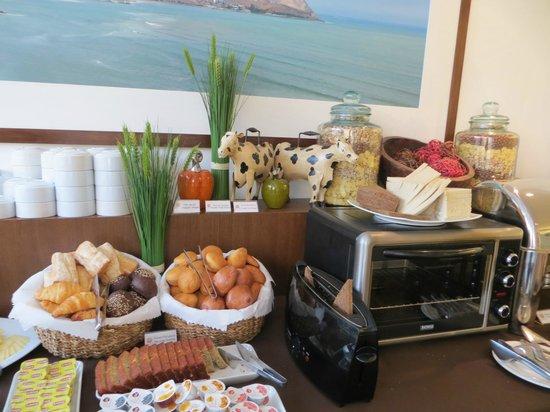 Tierra Viva Miraflores Larco: cafédamanhã